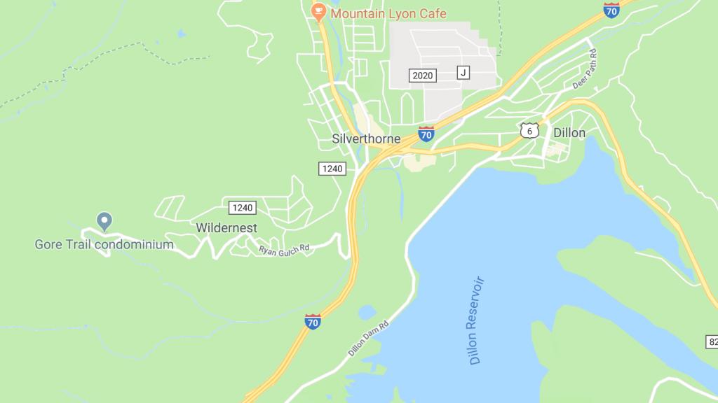 91099 Ryan Gulch Rd #A4 Map
